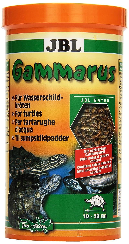 JBL Gammarus 1l, Friandises pour tortues d'eau de 10 à 50 cm
