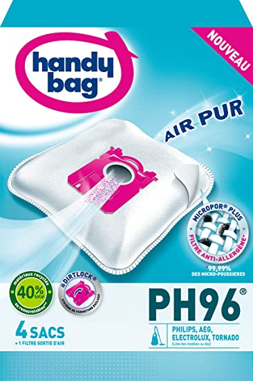 Amazon.com: Handy bag PH96 Philips, AEG, Electrolux, Tornado ...
