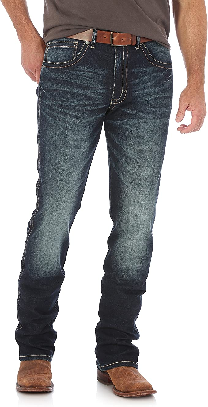 20X Slim Fit Straight Leg Jean