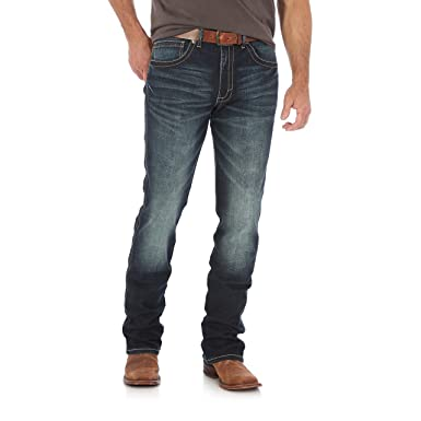 27505ad3 Image Unavailable. Image not available for. Color: Wrangler Men's 20X Slim  Fit Straight Leg Jean, Denver, 28X30