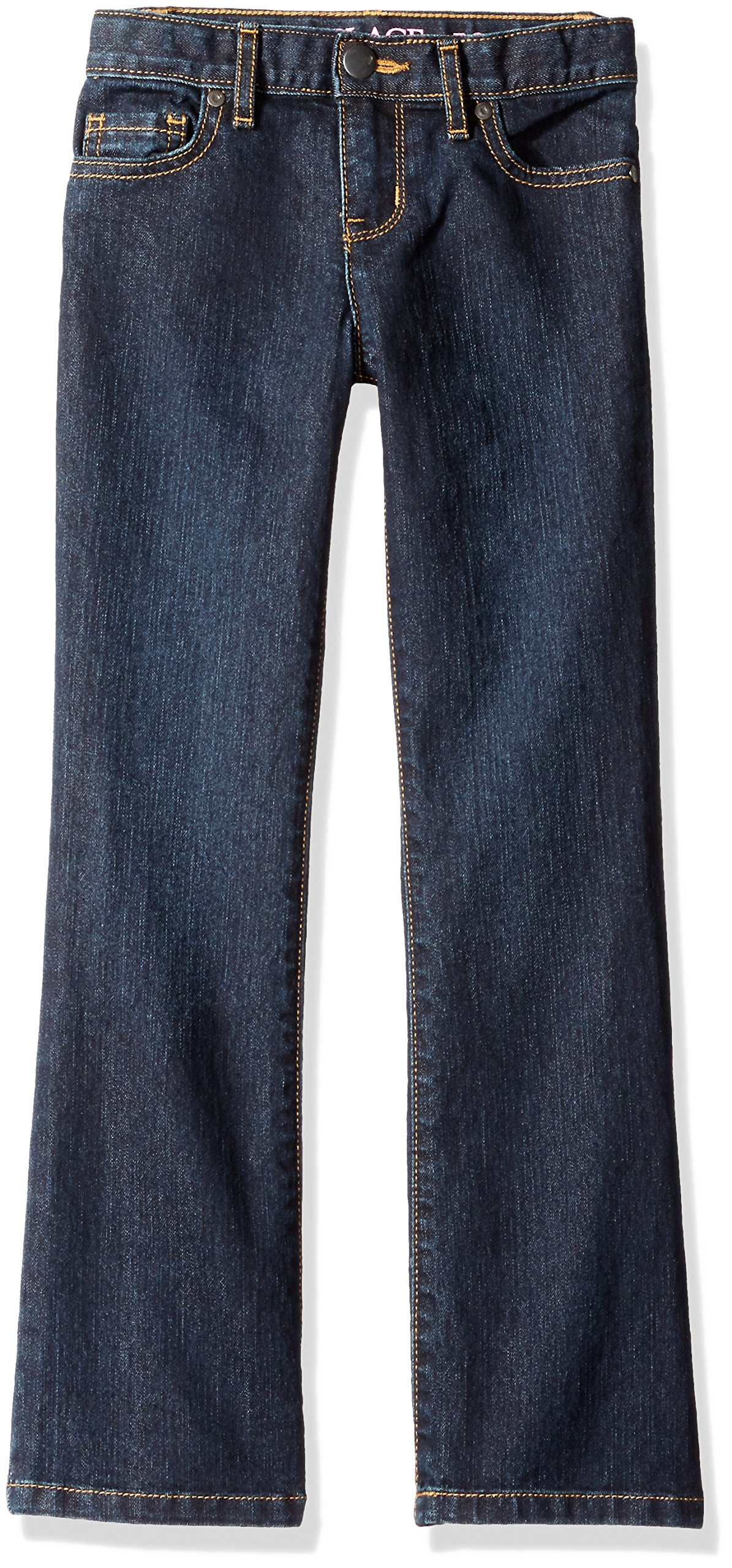The Children's Place Girls Size Bootcut Jeans, Odyssey 50098, 8 Slim