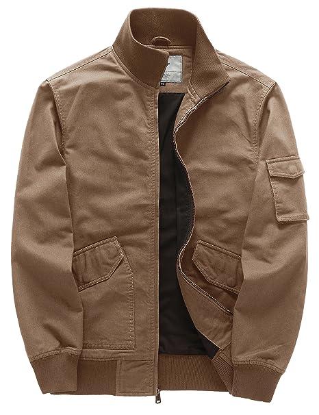 wenven de hombre con capucha cálido abrigo Parka de invierno ...