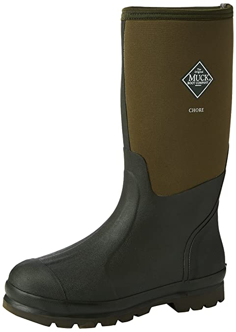 Muck Boot Chore High, Botas de Trabajo Unisex Adulto: Amazon.es: Zapatos y complementos