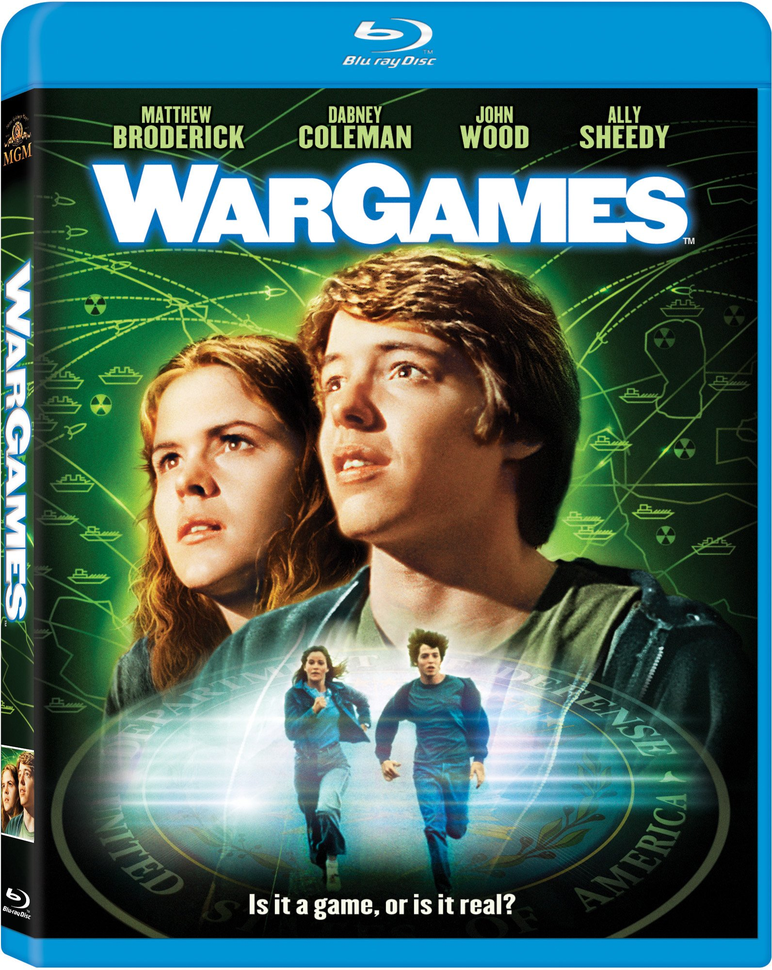 Blu-ray : Wargames (Dubbed, Widescreen, AC-3, Digital Theater System, )