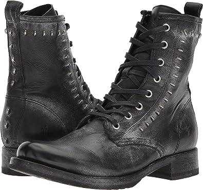 Frye Women's Veronica Rebel Combat Boot AxWZxnOE