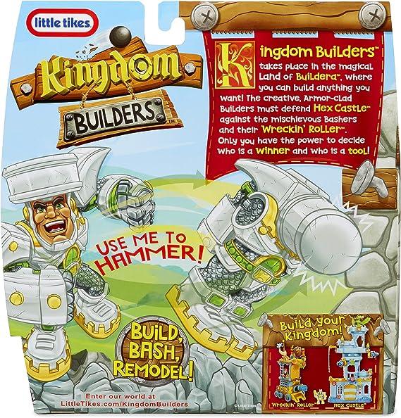 little tikes 647673 Kingdom Builders Figura Asst 1 W1, Multi: Amazon.es: Juguetes y juegos