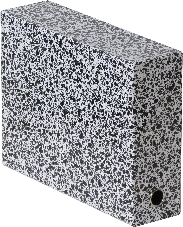 Fast 100725589 caja de transferencia 34 x 25,5 cm, color blanco 34x25,5cm - Dos 9cm: Amazon.es: Oficina y papelería