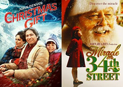 Amazon.com: Miracle on 34th Street + The Christmas Gift 2 DVD ...