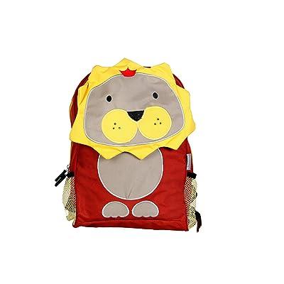 new My Milestones Kids Backpack / Preschool Bag - Lion