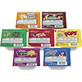 Kellogg's Cereal Favorites Variety Pack, Single Serve Bowls (Pack of 96)