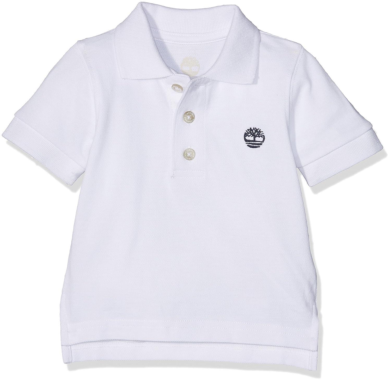 Timberland Baby Boys' Short Sleeve Polo T - Shirt
