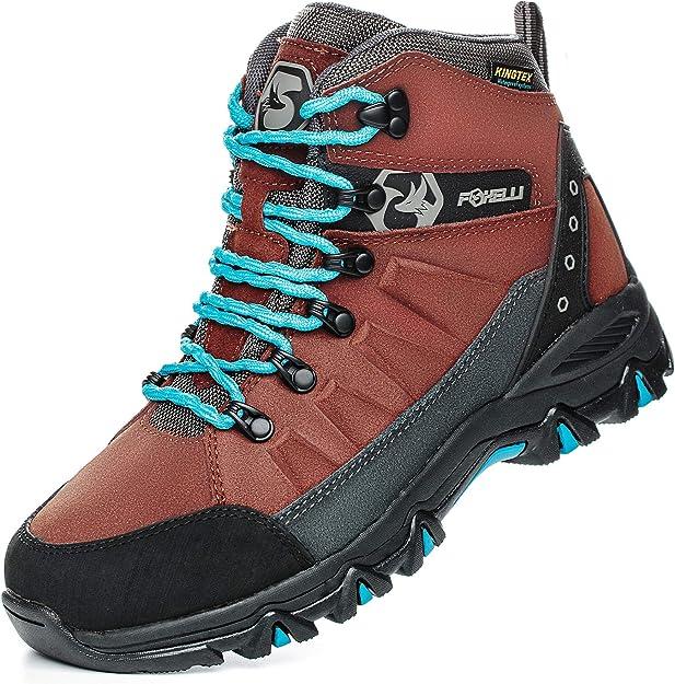 Foxelli Hiking Boots