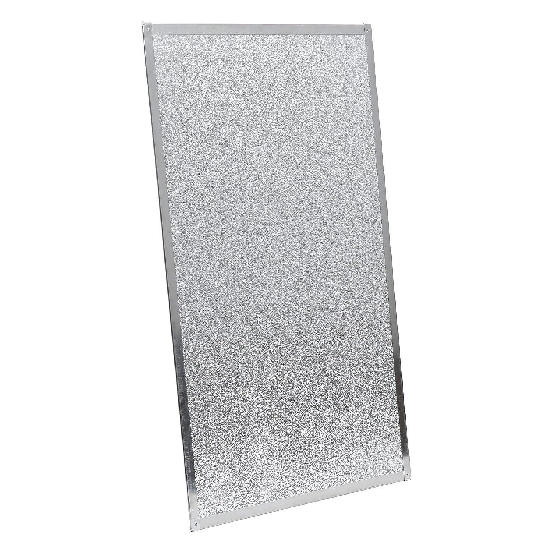 Kamino - Flam Pannello termoisolante, resistente al calore fino a 1100°C, senza amianto 333195
