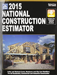 national construction estimator 2015 - Hvac Estimator