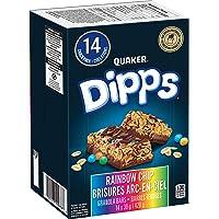 Quaker Dipps Quaker Dipps Rainbow Chip Granola Bars, 14-Count, 420 Grams