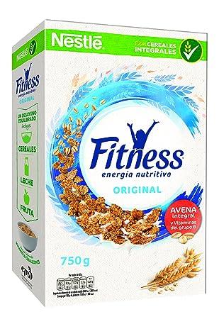 Cereales Nestlé Fitness Original - Copos de trigo integral, arroz y avena integral tostados: Amazon.es: Amazon Pantry