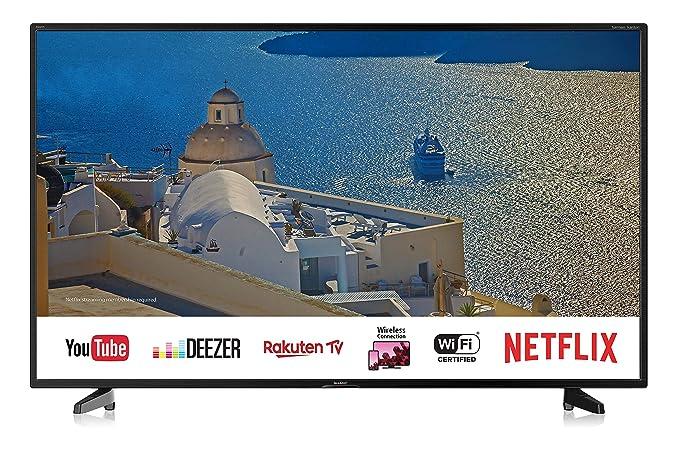 5 opinioni per Sharp Aquos LC-50UI7422E Smart TV da 50'' UHD 4K HDR , suono Harman Kardon