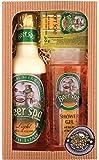 Beer Spa Gift Pack - Original Pure Natural Cosmetics. Gentle bath foam 500 ml, Shower gel 250 ml, Soft soap - 70 g