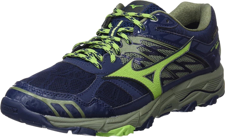 Mizuno Wave Mujin 4 G-TX, Zapatillas de Running para Hombre ...