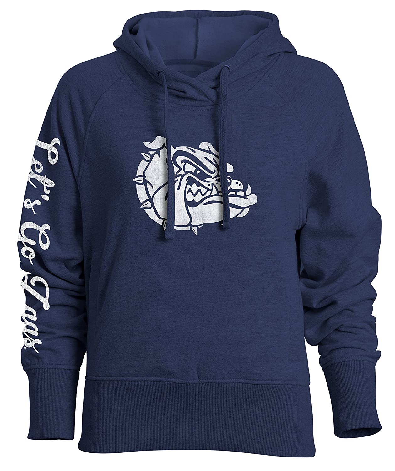 Camp David NCAA Heavenly Women's Relaxed Fit Pullover Hood