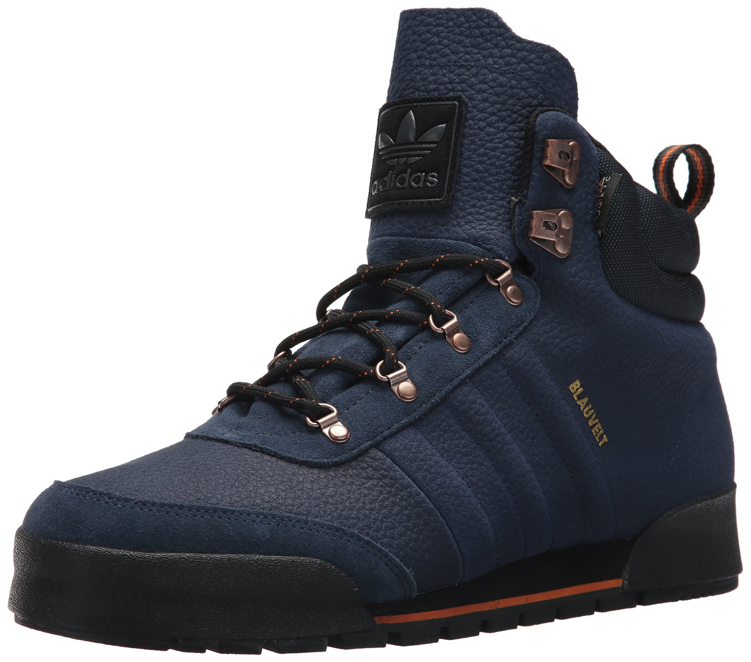 adidas Originals Men's Jake 2.0 Hiking Boot, Collegiate Navy/Customized/Black, 9.5 M US