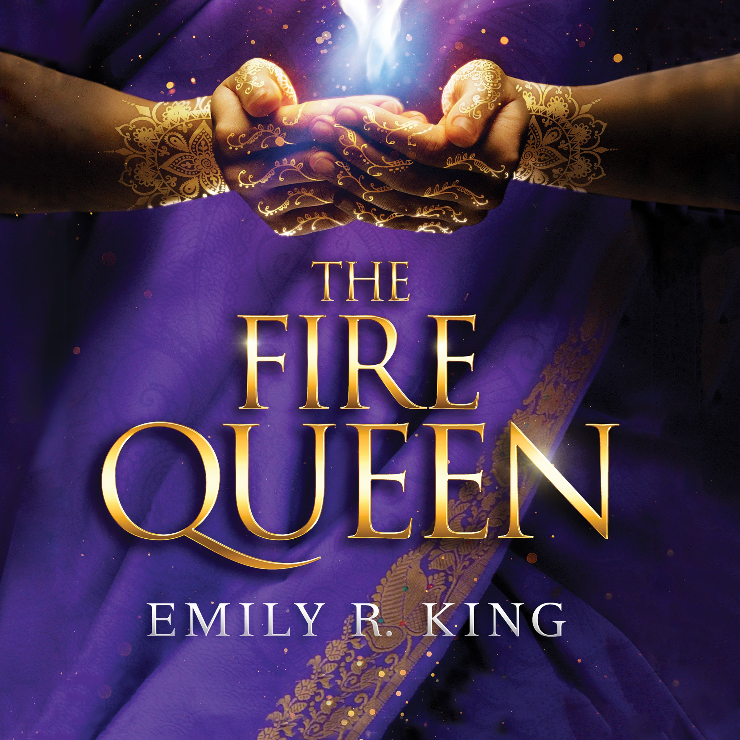 The Fire Queen: The Hundredth Queen, Book 2