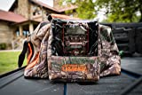 Scent Crusher Realtree Camo Gear Bag with Ozone