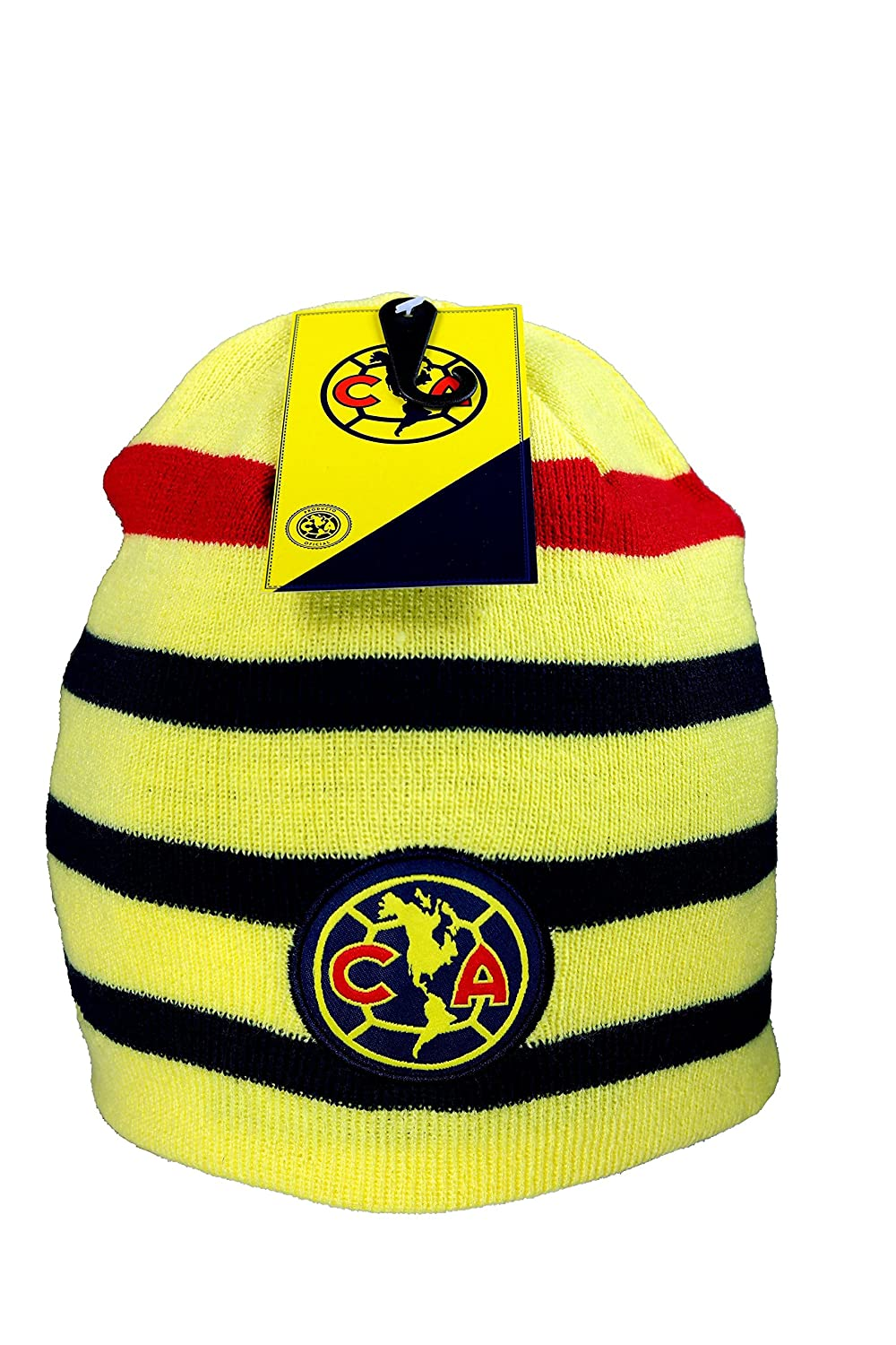 Club America Authentic Official Licensed Product Soccer Beanie 04 3