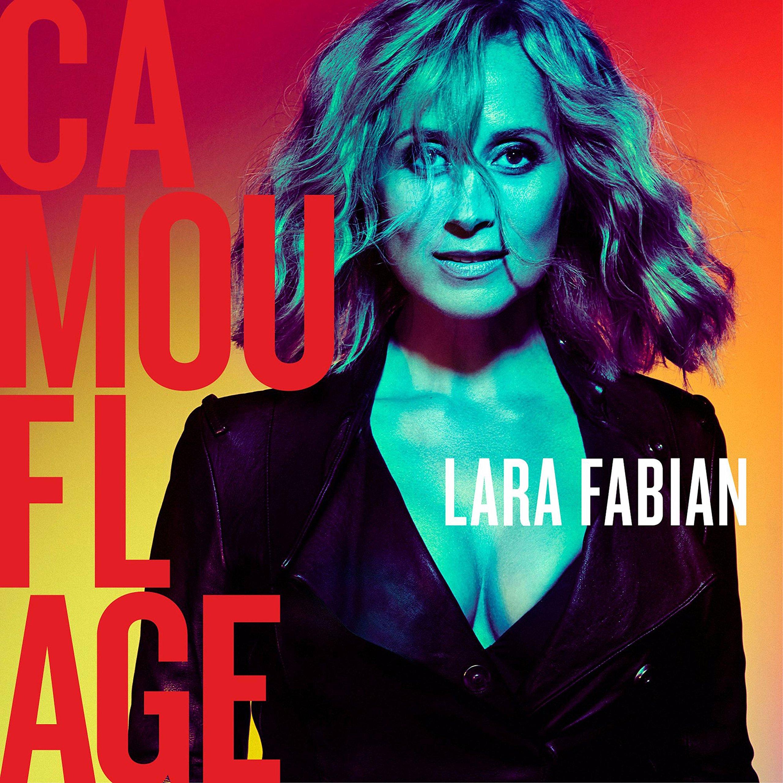 CD : Lara Fabian - Camouflage (CD)