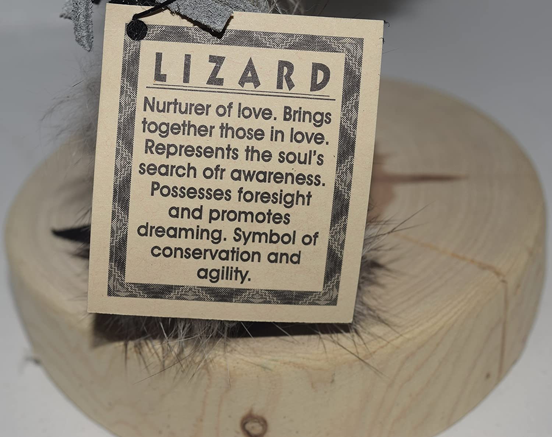 Love Kachina 12 INCH Lizard