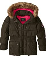 U.S. Polo Assn. Girls' Bubble Jacket, More Styles (Sizes Baby-Big)