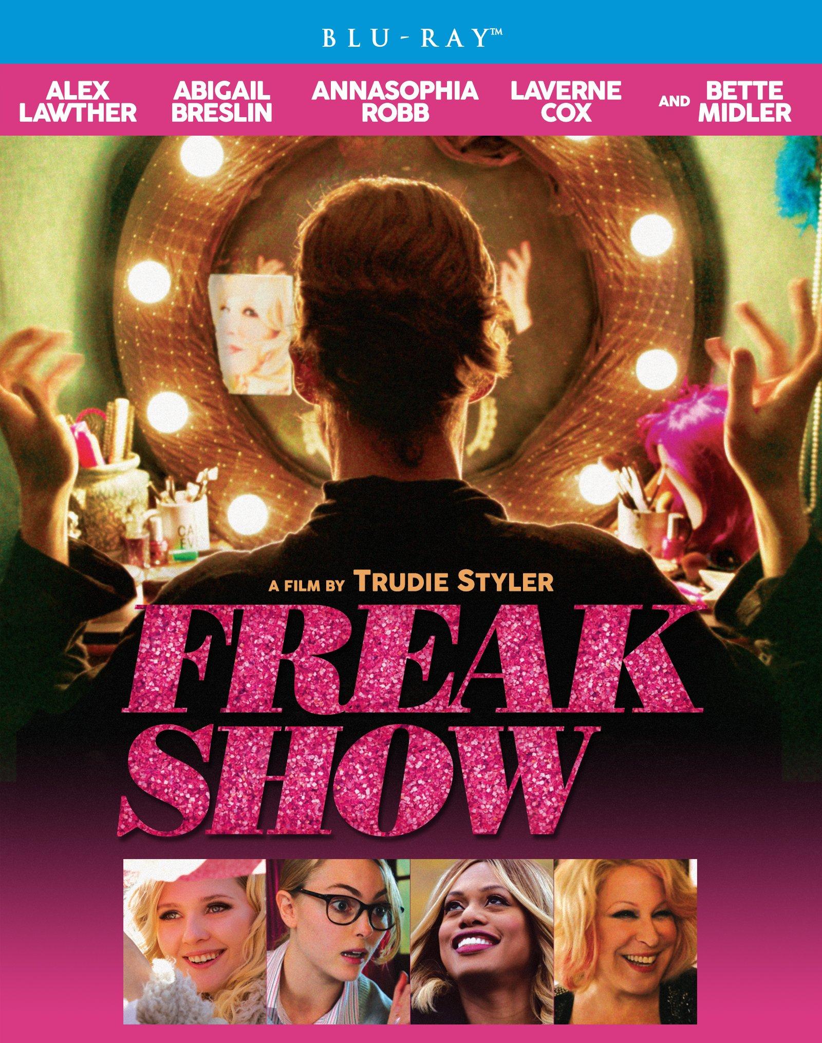 Blu-ray : Freak Show (Widescreen)