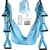 Amazon.com: Yoga Swing - Antigravity Yoga Hammock - Aerial ...