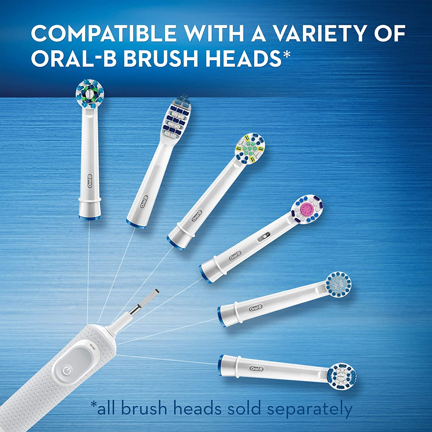 Amazon.com: Oral-B Vitality Sensitive Clean con cargador ...