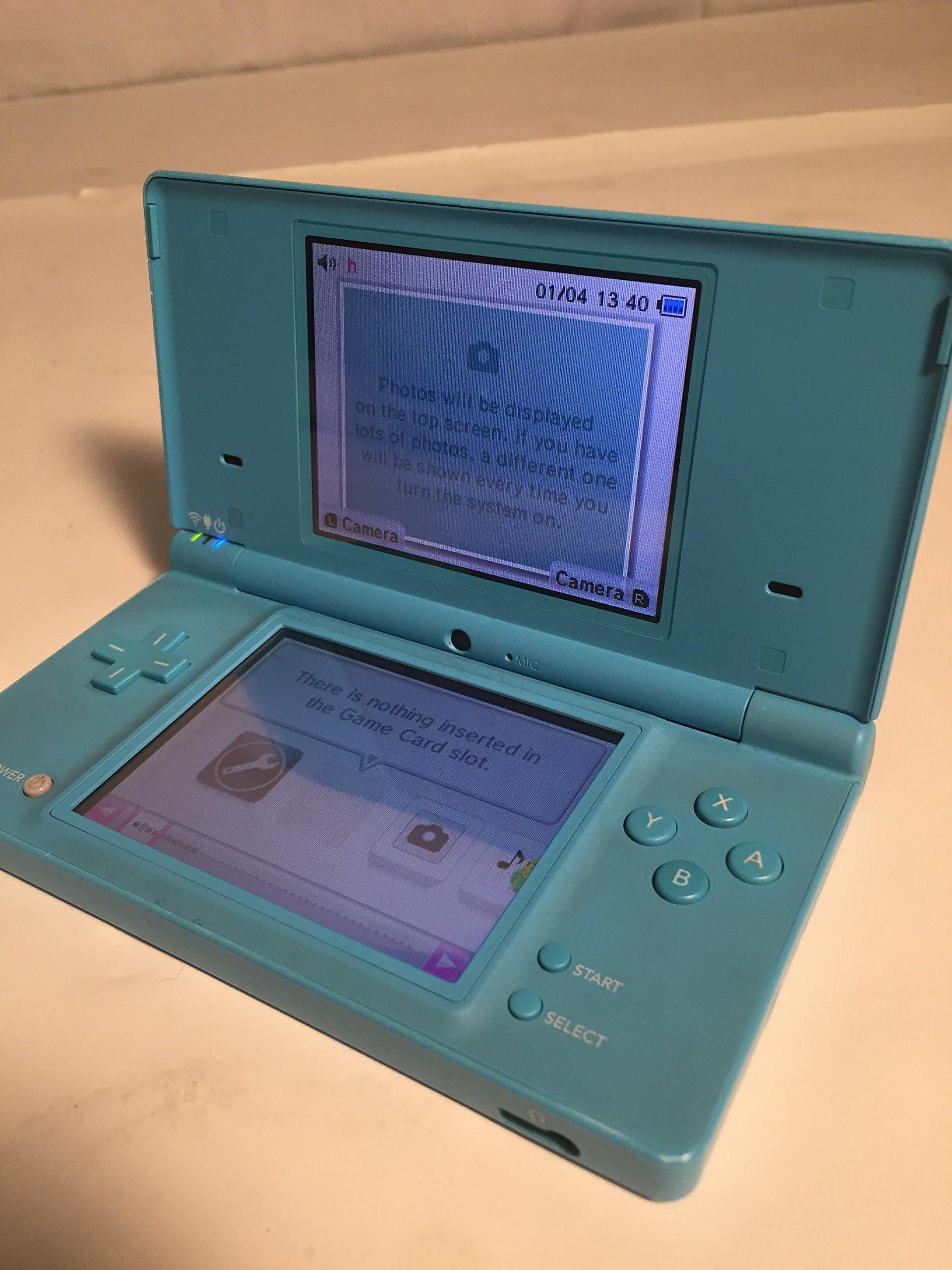 Amazon.com: Nintendo DS Lite- Powder Blue: Video Games
