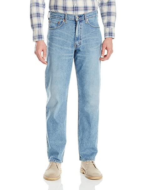 Levis 550 Mens Relaxed Fit Jeans
