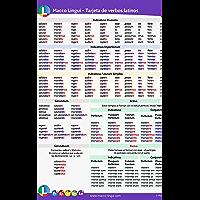 Macco Lingui - Tarjeta de verbos latinos (Spanish Edition)