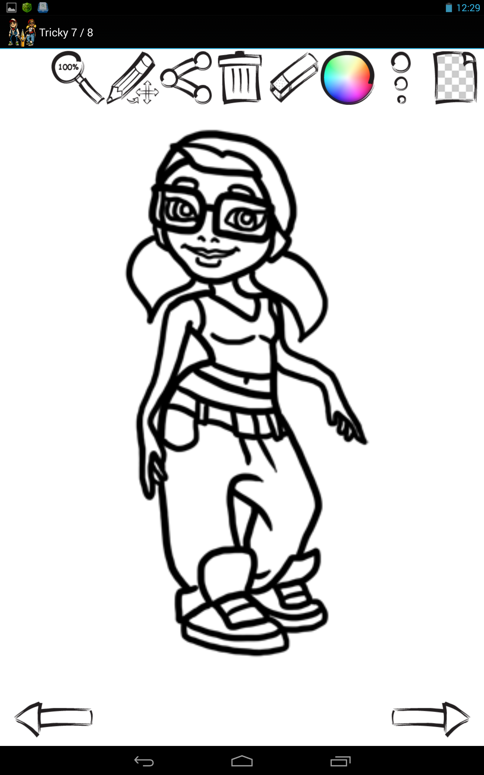 Amazon.com: How to Draw: Subway Surfers Characters: Appstore for