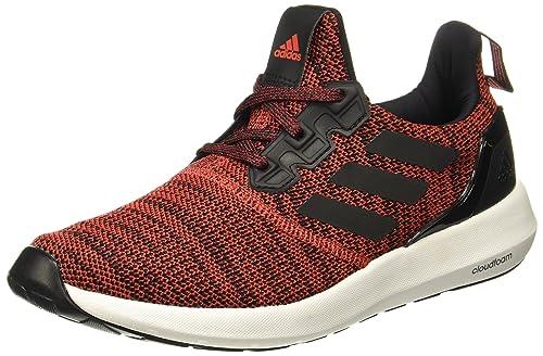 sports shoes 9ff96 c2026 Adidas Men s Zeta 1.0 M, Cblack, Hirere Running Shoes-10 UK India