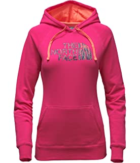 Clothing North The At Hoodie Amazon Face Dome Half Women's pSVMzU