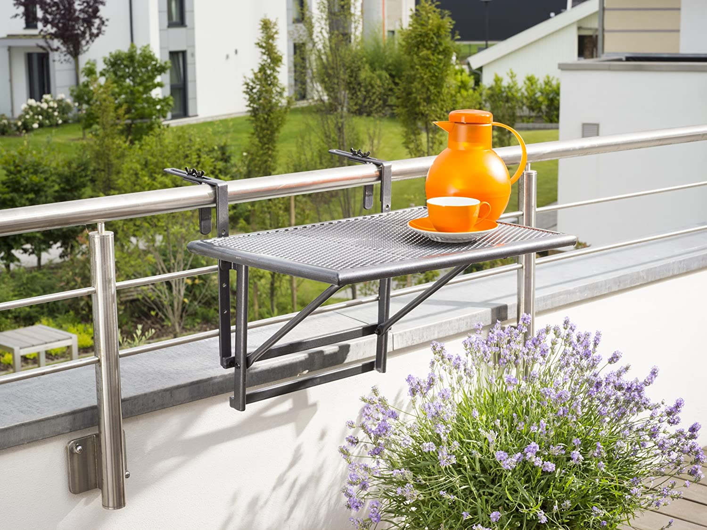 Greemotion 416505 toulouse   tavolino sospeso da balcone da ...