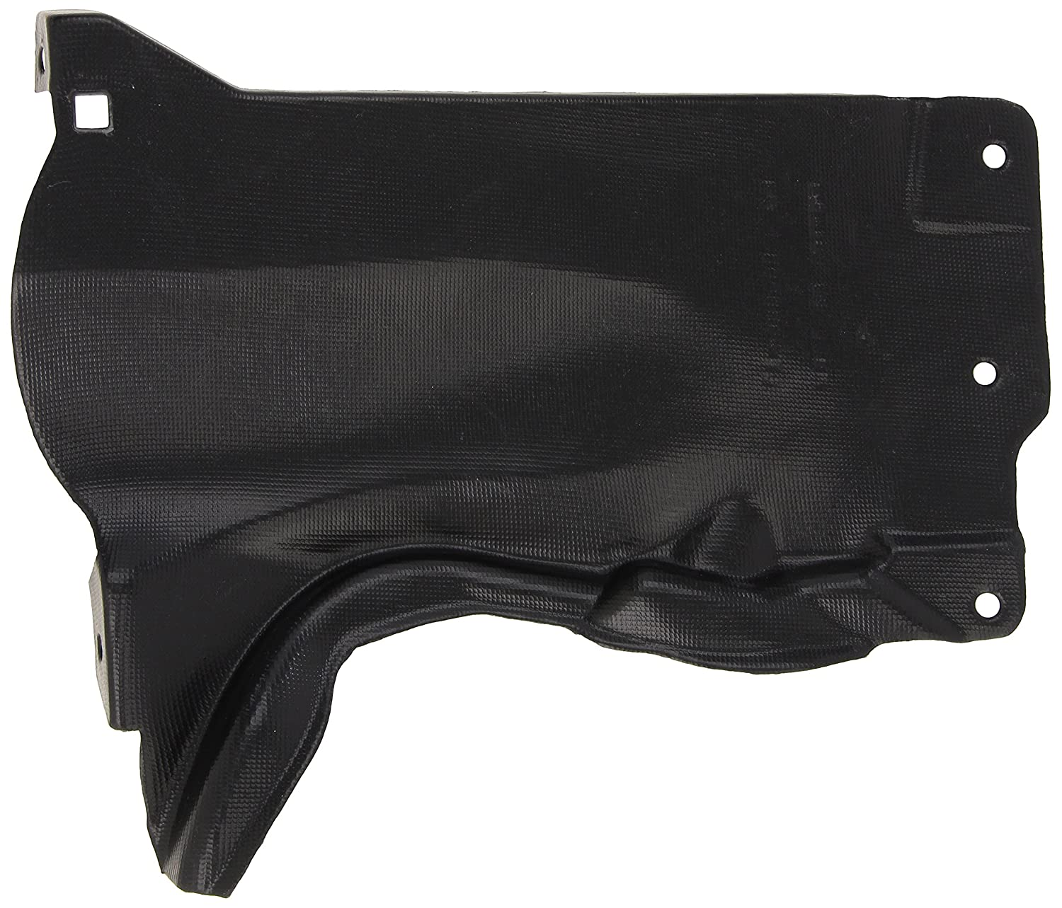 Partslink Number MA1228102 OE Replacement Mazda Mazda3//Mazda5 Rear Passenger Side Lower Engine Cover