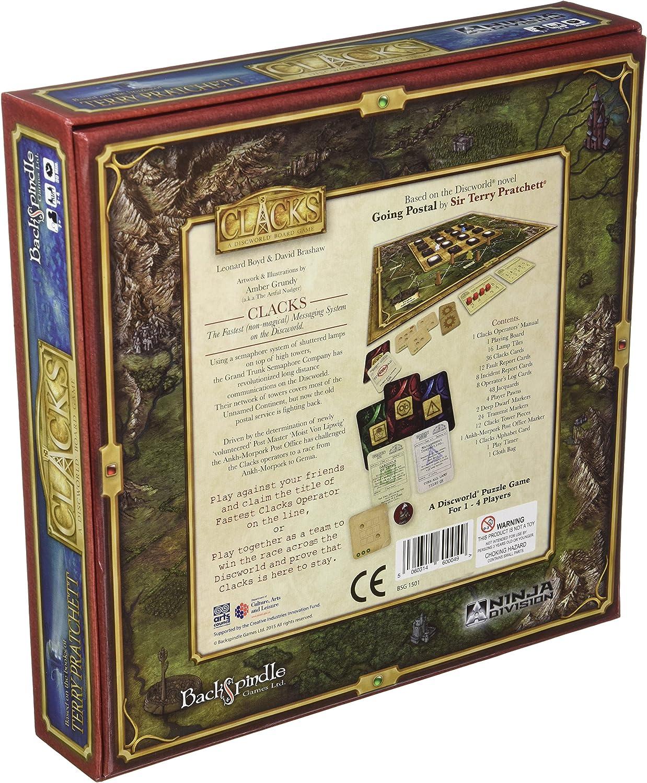 Clacks: Amazon.es: Juguetes y juegos