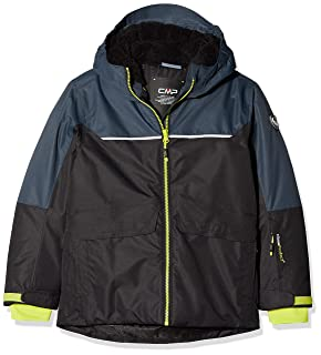 CMP Feel Warm Flat 3.000, Giacca Imbottita Unisex Bambini 38W0264