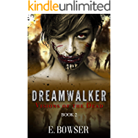 Dream Walker Visions of the Dead Book 2: Visions of the Dead book cover