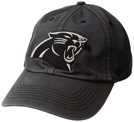 e4d2ce5b7 Image Unavailable. Image not available for. Color   47 NFL Carolina Panthers  Sachem Franchise Fitted Hat ...