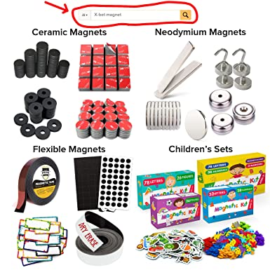 Amazon.com: X-bet MAGNET™–Ganchos ...