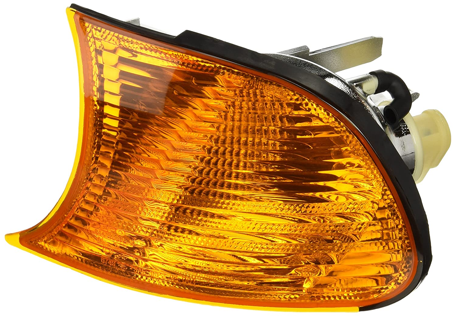 Depo 444-1507R-AQ-Y BMW M3 Series Passenger Side Replacement Parking//Signal Light Assembly