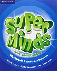 American Super Minds 1 - Workbook With Online Resources