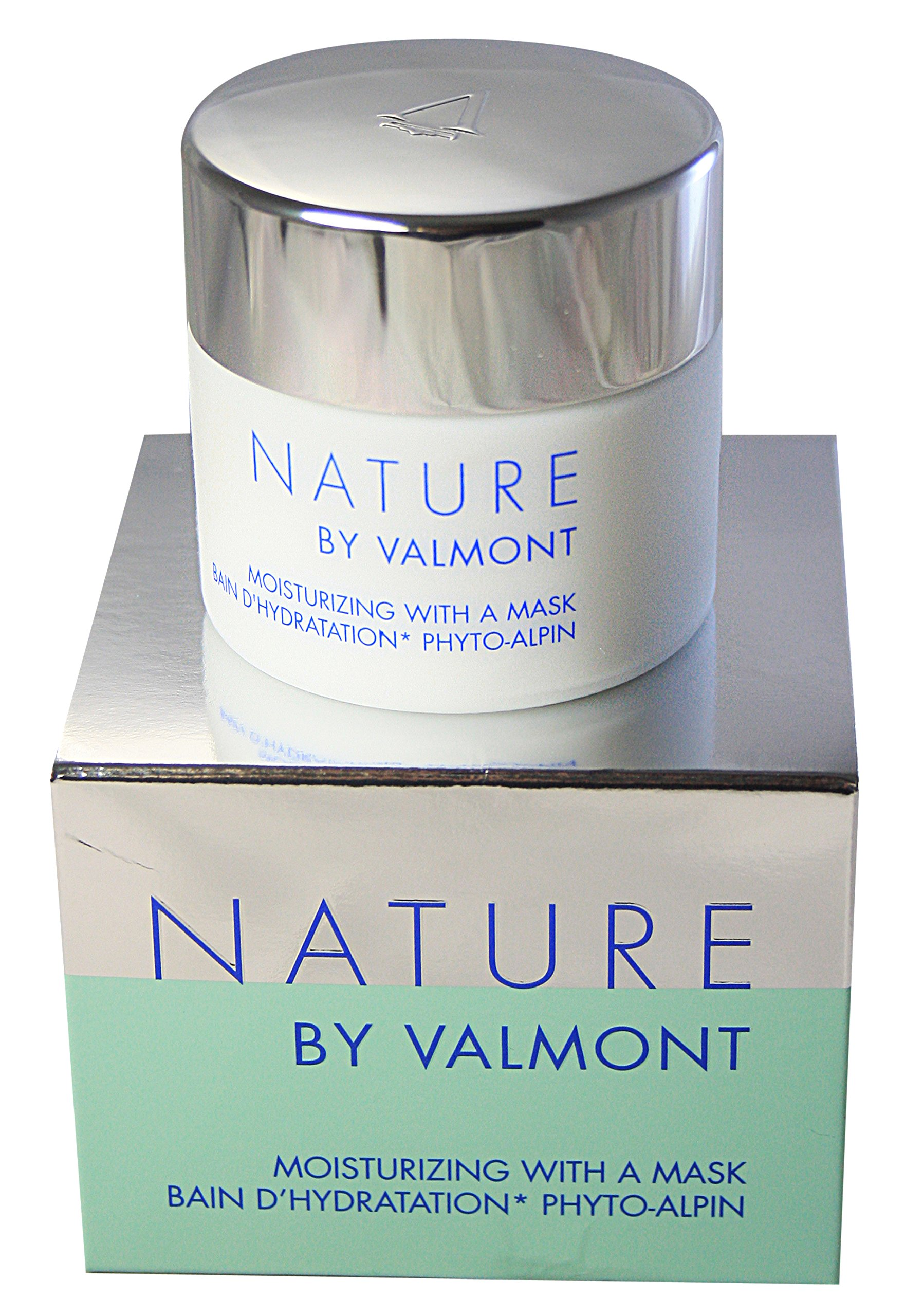Valmont Moisturizing With A Mask for Unisex,1.7 oz